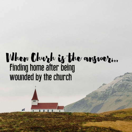 church-is-the-answer